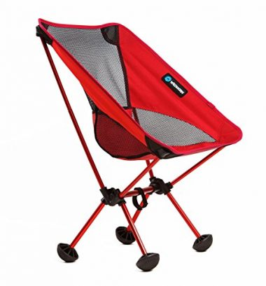WildHorn Outfitters Terralite Portable Backpacking Chair