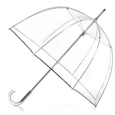 Signature Clear Umbrella by totes