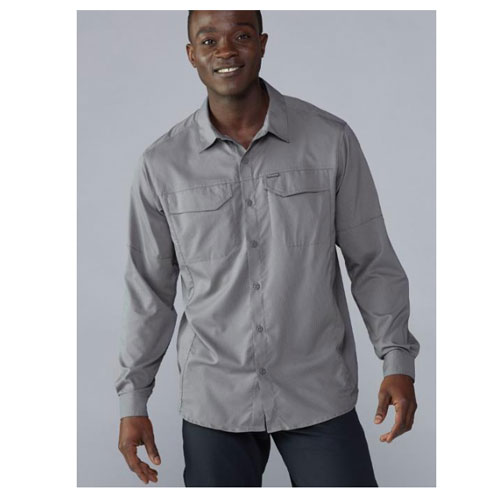 Columbia Silver Ridge Lite Long-Sleeve Hiking Shirt
