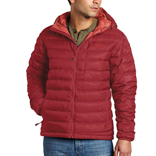 Outdoor Research Transcendent Hoody Down Jacket