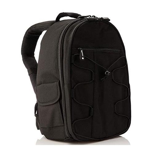Amazon Basics SLR/DSLR Camera Backpack For Hiking
