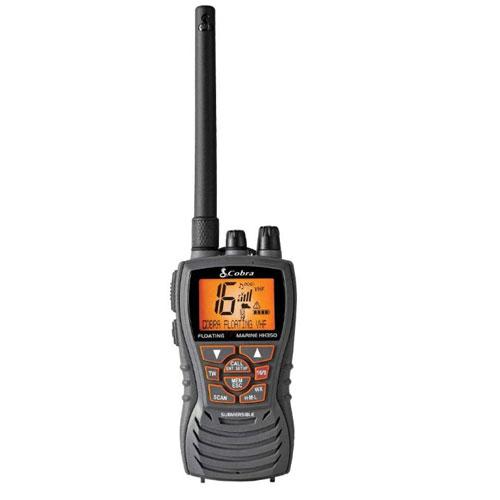 Cobra MRHH350FLT Floating VHF Marine Radio