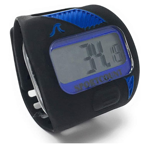 SportCount LapCounter and Timer Swimming Stopwatch