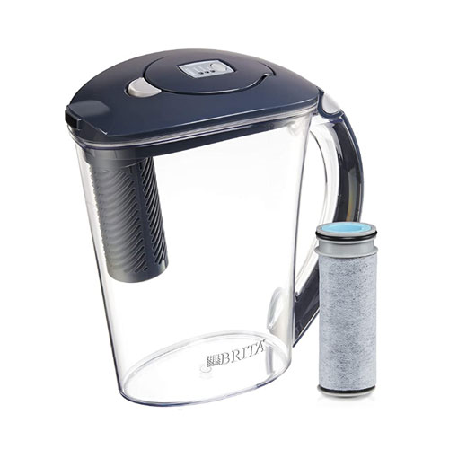 Brita Stream Filter-As-You-Pour Water filter Pitcher