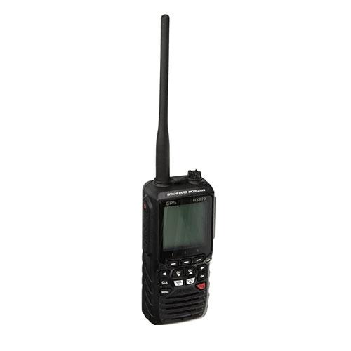 Standard Horizon HX870 Floating 6W Handheld VHF Marine Radio