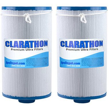 Clarathon Replacement Filters for Lifesmart Hot Tub Filters