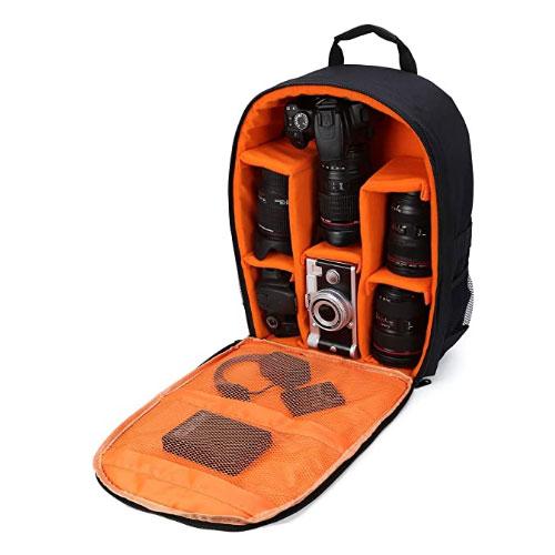 G-raphy DSLR Camera Backpack For Hiking