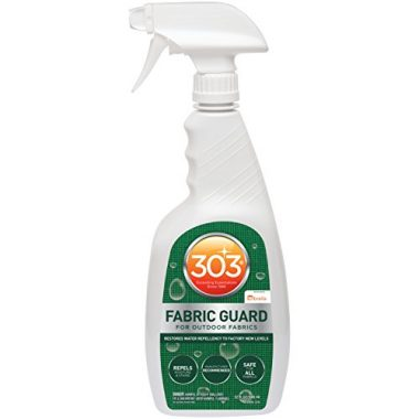 Fabric Guard Water and Stain Repellant by 303 Products