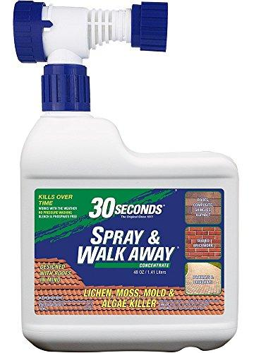 Spray and Walk Away by 30 Seconds Spray
