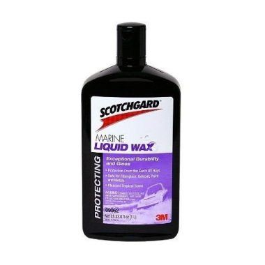 3M 09062 Marine Liquid Wax