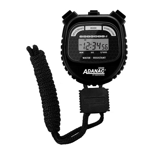MARATHON Adanac 3000 Digital Swimming Stopwatch