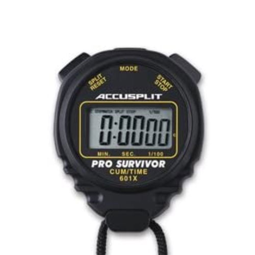 ACCUSPLIT Pro Survivor A601X Swimming Stopwatch