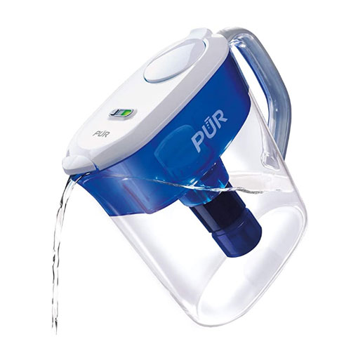 PUR PPT111W Ultimate Filtration Water Filter Pitcher
