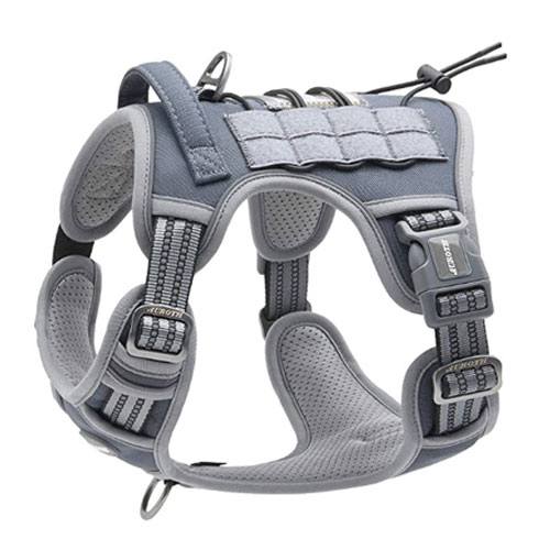Auroth Tactical Dog Training Harness