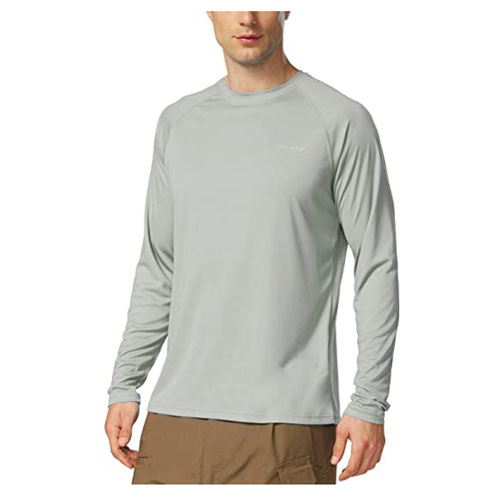 Baleaf Long Sleeve UPF 50+ Hiking Shirt