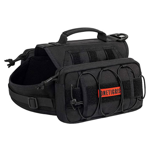 OneTigris Mammoth Dog Backpack