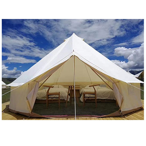 Dream House Luxury Outdoor Family Glamping Tent