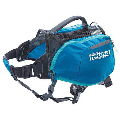 Outward Hound Lightweight Dog Backpack