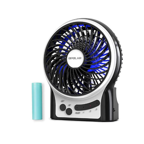 OPOLAR Operated Portable Personal Fan Tent Air Conditioner
