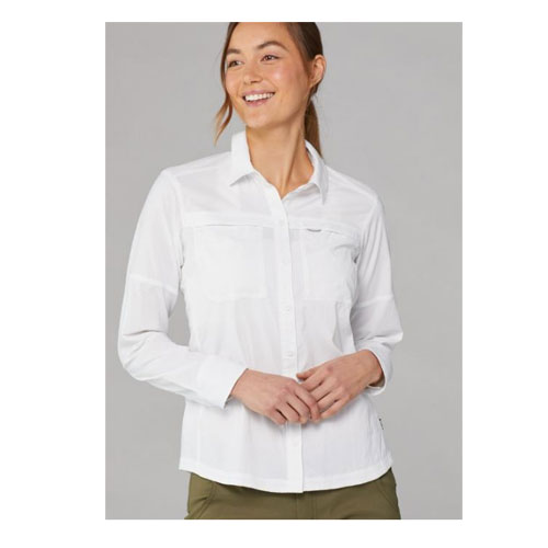 REI Co-op Sahara Button-Up Long-Sleeve Hiking Shirt
