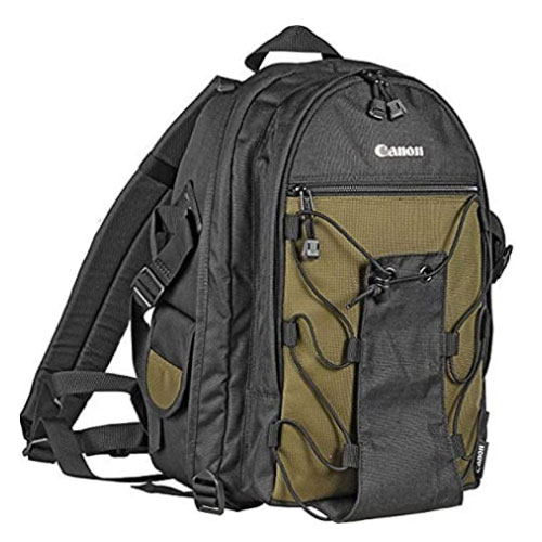 Canon Deluxe 200EG Camera Backpack For Hiking