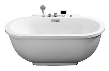 Platinum Whirlpool Bathtub by ARIEL