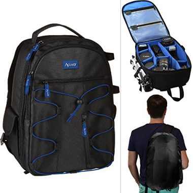Acuvar Professional DSLR Camera Backpack For Hiking