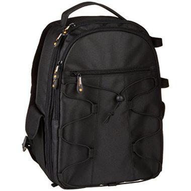 AmazonBasics SLR/DSLR Camera Backpack For Hiking