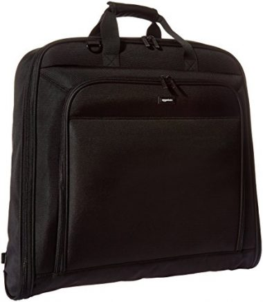 Premium Garment Bag by Amazon Basics