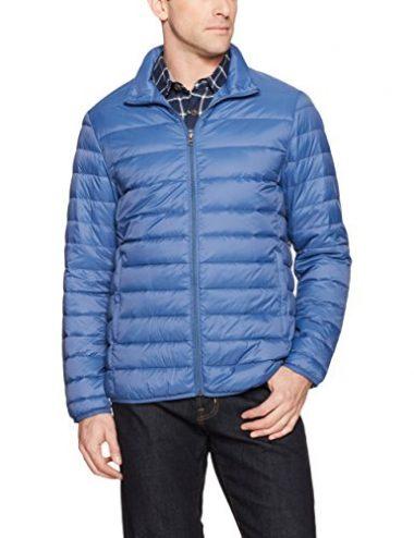 Amazon Essentials Men's Lightweight Water-Resistant Packable Down Jacket