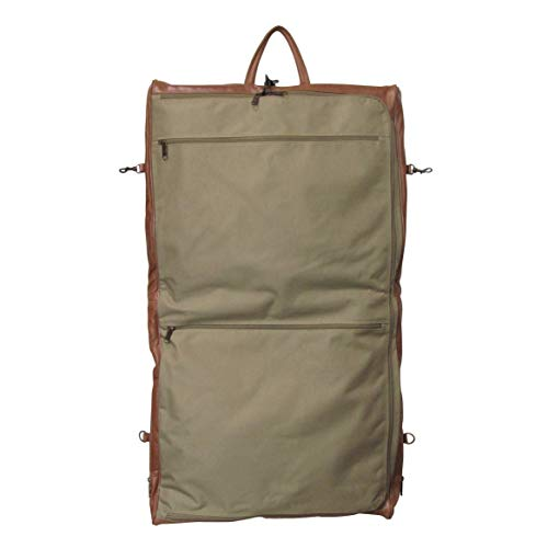 AmeriLeather Leather Garment Bag