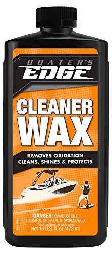 BOATER'S EDGE Cleaner Boat Wax
