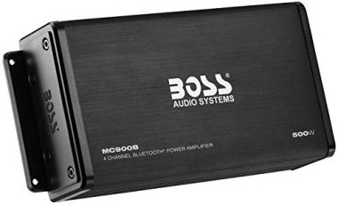 BOSS Audio Systems Bluetooth Marine Amplifier