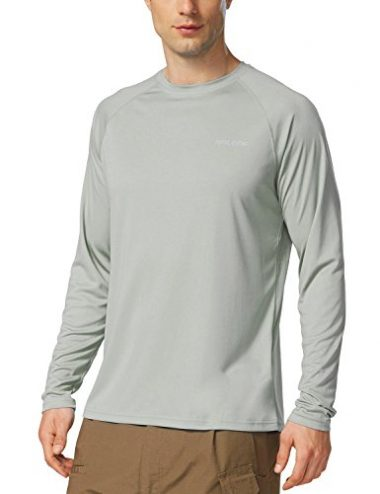 Baleaf Men's UPF 50+ Hiking Shirt