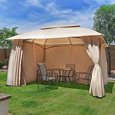 Barton 10′ x 13′ ft Garden Patio Hot Tub Gazebo