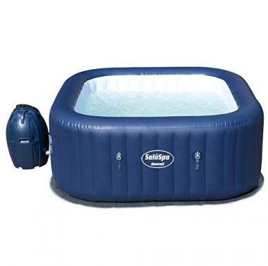 SalusSpa Hawaii Air Jet Inflatable Outdoor Bestway Hot Tub