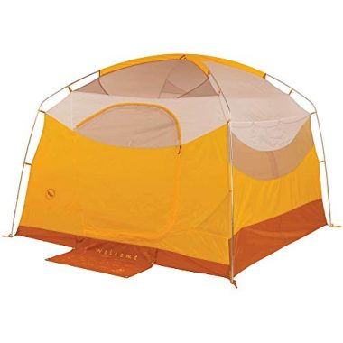 Big House Deluxe Camping Tent by Big Agnes