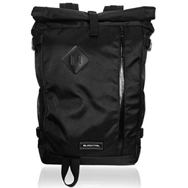 BlackTail – Outdoor 30L Lightweight Roll Top Backpack