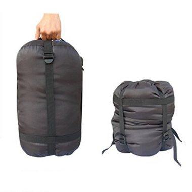 Sleeping Bag Compression Sack by CAMTOA