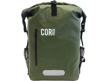 COR Board Racks Waterproof Roll Top Backpack