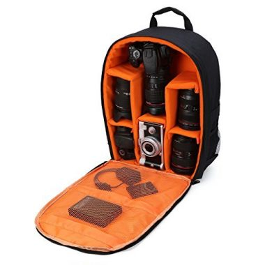 G-raphy DSLR Camera Backpack For Hiking