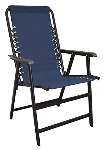 Caravan Sports Suspension Folding Patio Chair