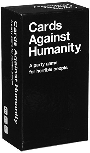 Cards Against Humanity Camping Game