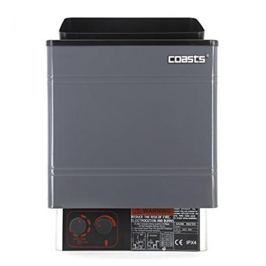 Coasts AM60MI 6 kW Wet and Dry Sauna Heater