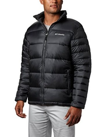 Columbia Men's Frost Fighter Insulated Puffer Down Jacket