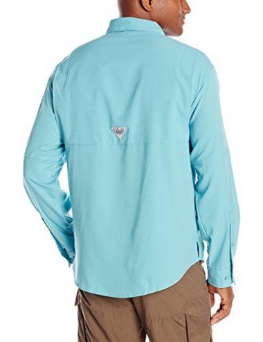 Columbia Men's PFG Tamiami II Long Sleeve Hiking Shirt