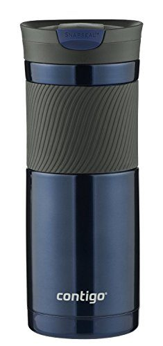 Contigo SnapSeal Byron Vacuum-Insulated Stainless Steel Travel Thermos