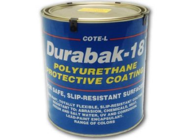Durabak Non Slip Coating Deck Paint for Boats