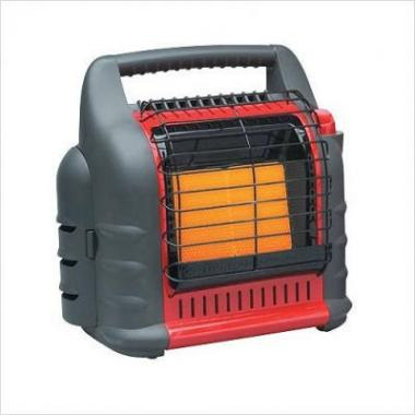 Enerco Mr. Heater MH18B Big Buddy Indoor/Outdoor Propane Heater
