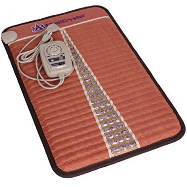 MediCrystal Amethyst Mat Mini Infrared Heating Pad